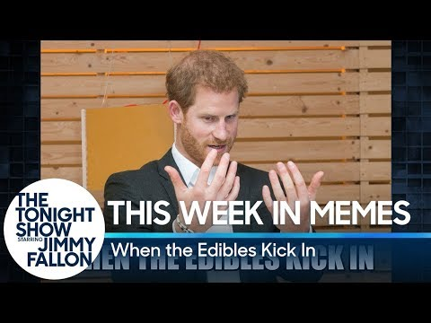 This Week in Memes: When the Edibles Kick In