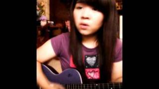 Me singing When we say (juicebox) by Aj Rafael