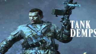 call of duty black ops 2 zombie apocalypse trailer (На Русском)