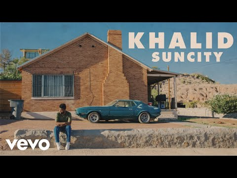 Khalid - Motion (Audio)