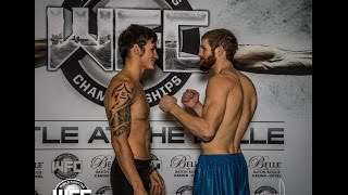 WFC 31| Thanh Le Vs Josh Quayhagen November 22nd, 2014 at the Belle Of Baton Rouge