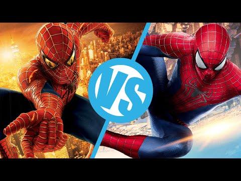 Spider-Man 2 VS The Amazing Spider-Man 2 : Movie Feuds Ep155