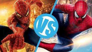 Spider-Man 2 VS The Amazing Spider-Man 2 : Movie Feuds ep78
