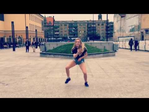 White girls dancing to African music