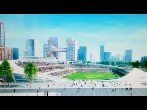 New Stadium For Chicago Fire?
