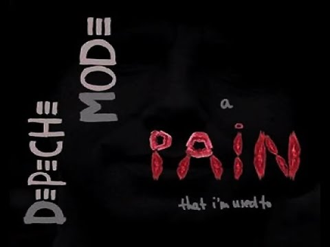 Depeche Mode - A Pain That I'm Used To (Jacques Lu Cont Remix)