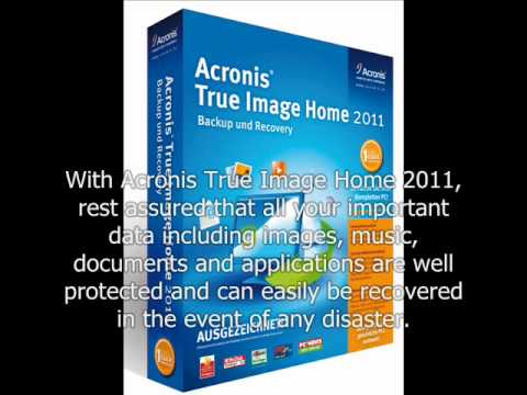 Acronis true image 2011 download free incl. Plus pack youtube.