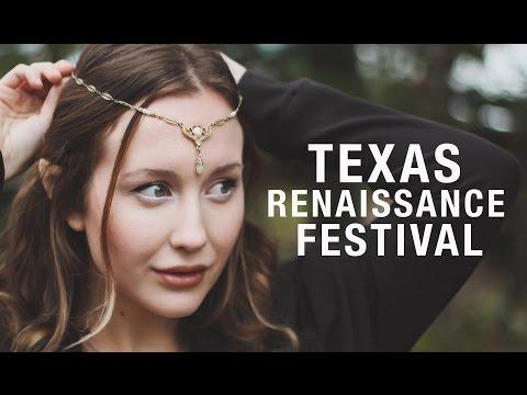 Texas Renaissance Festival | Vlog