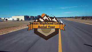 Texas Highland Lakes Aerial Tour
