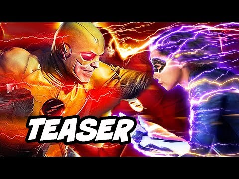 The Flash Season 5 Episode 14 - Crisis On Infinite Earths Teaser and Easter Eggs Breakdown