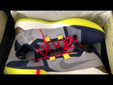 5d1f3244599 Kobe AD Exodus First Look and On Feet - YouTube