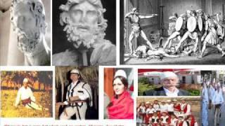 Albanian Hat - Odysseus, Patroculus, Pto...
