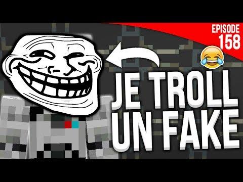J'AI TROLLÉ UN FAKE COMPLÈTEMENT IDIOT ! - Episode 158 | PvP Faction Moddé - Paladium S4