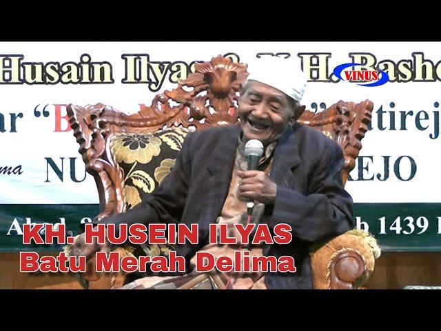 KH Husein Ilyas Mojokerto | Peringatan Isro Miroj Nabi Besar Muhammad SAW