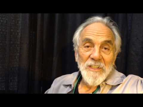 Tommy Chong at CannaCon in Seattle