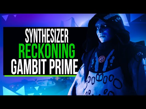 Season Of The Drifter- How To Unlock The Reckoning - Weak Synthesizer, Gambit Prime