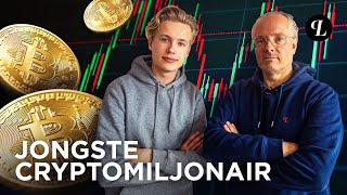 DIT WORDT DE JONGSTE CRYPTOMILJONAIR VAN NEDERLAND