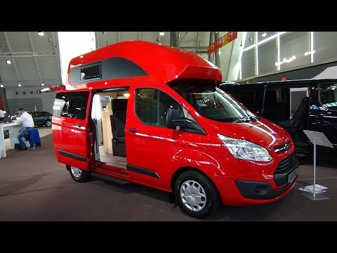 2019 Ford Transit Custom Nugget Exterior And Interior Autotage