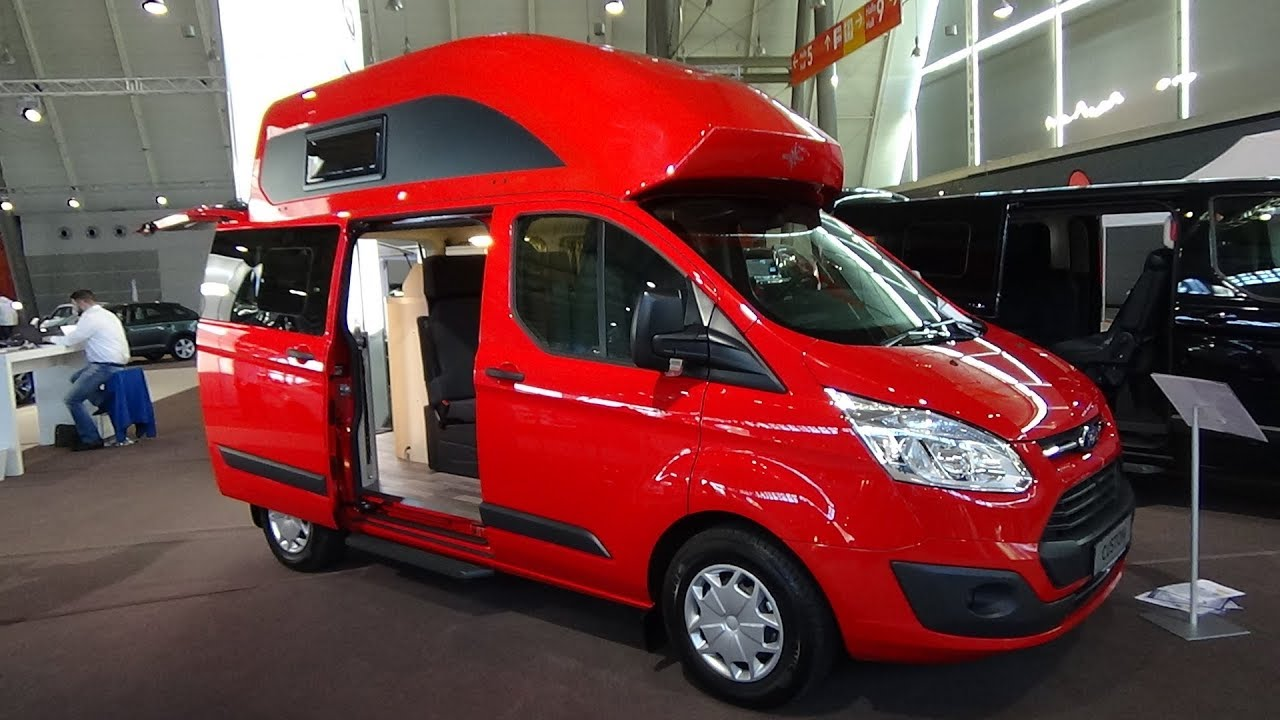 2019 Ford Transit Custom Nugget Exterior And Interior Autotage