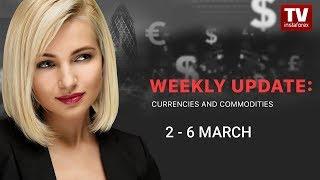 InstaForex tv news: Market dynamics: Coronavirus spread, oil price crash fuel global market panic