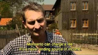 Монсанто - Патент на свиней