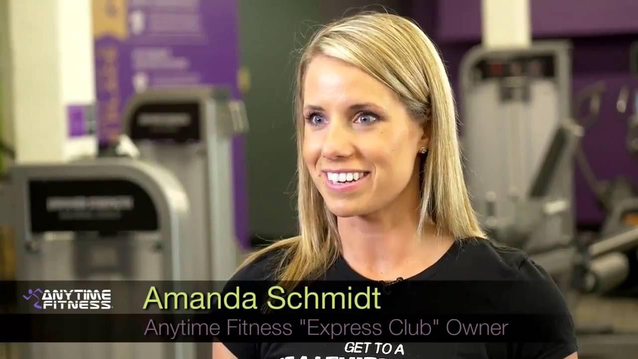 Anytime Fitness Gym Tour