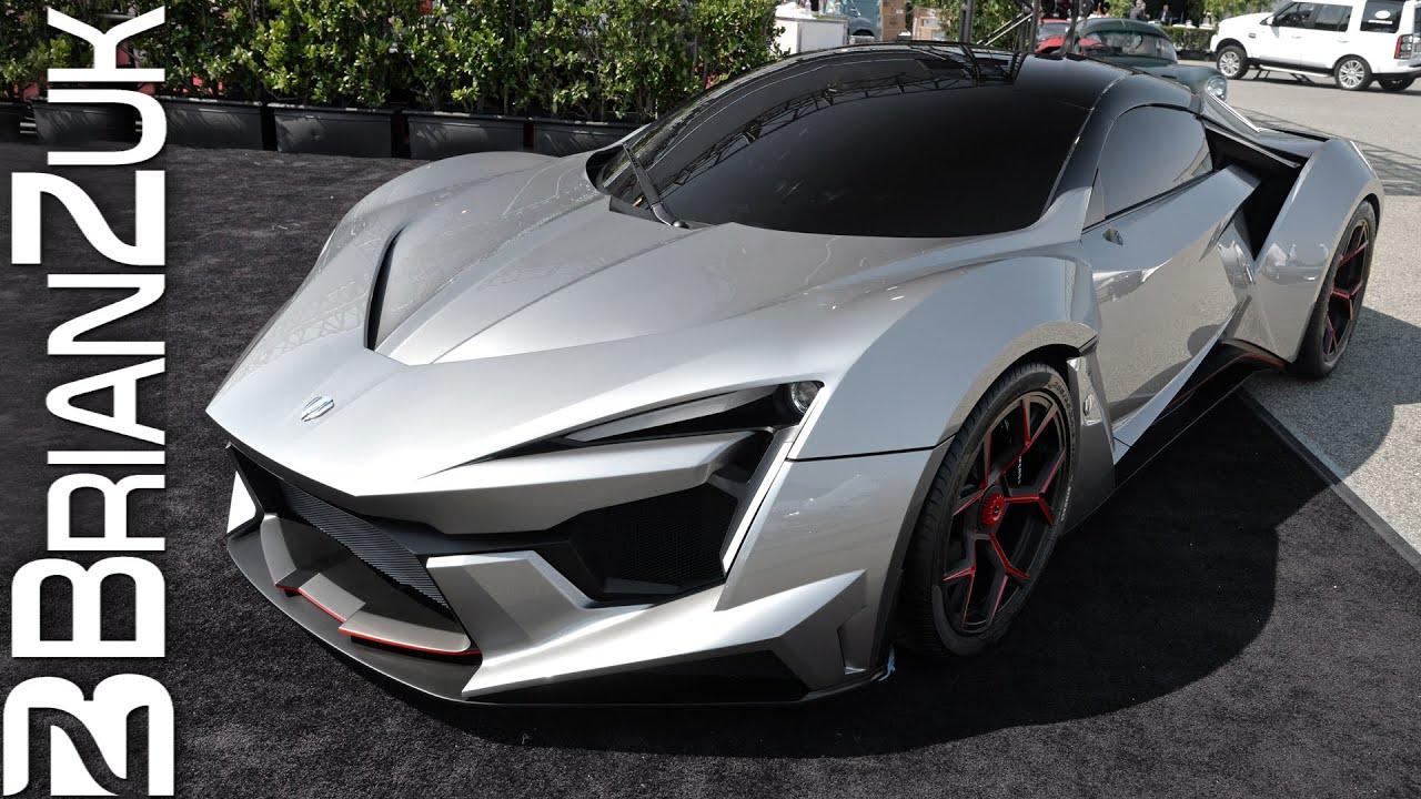 W Motors Fenyr >> W Motors Fenyr SuperSport - YouTube