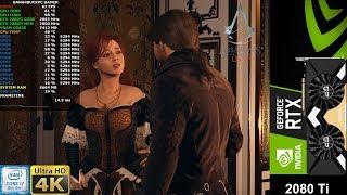 Assassin's Creed Unity Ultra High Settings 4K | RTX 2080 Ti | i7 8700K 5.3GHz