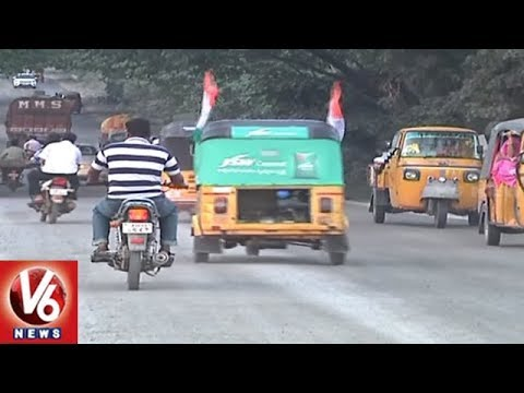 Air Pollution Raises In Khammam District | Special Report | V6 News