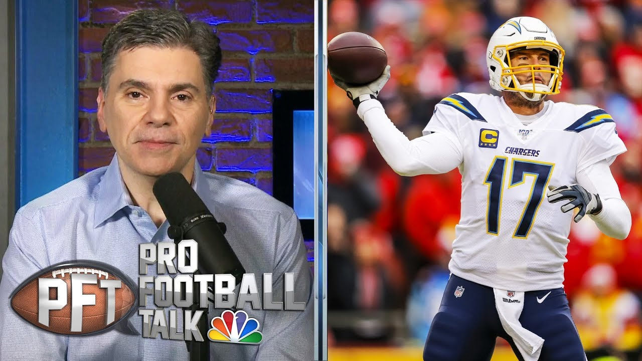 Where will Philip Rivers play in 2020? | Pro Football Talk | NBC Sports