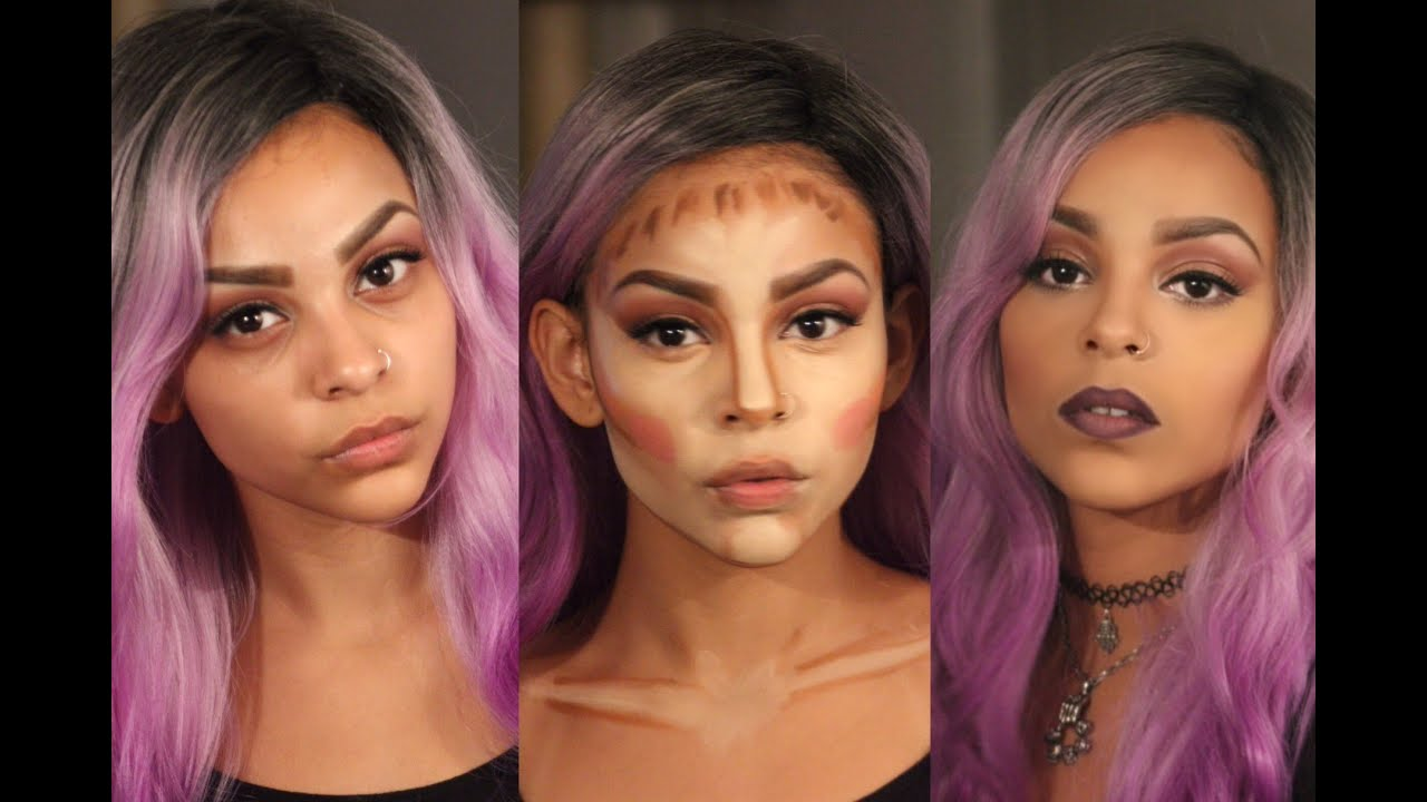 Clown Contouring, Color Correcting , Highlight and Contour ...
