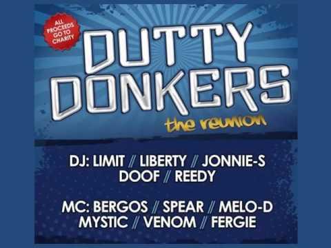 Dutty Donkers 11 Ft. Bergos, Spear, Liberty, Doof, Reedy & WKD