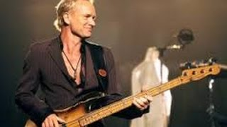 Sting – Shape of my heart на гитаре