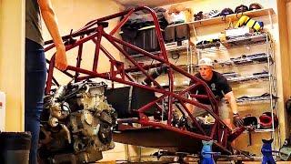 DF Goblin Kit Car Build - Part 4