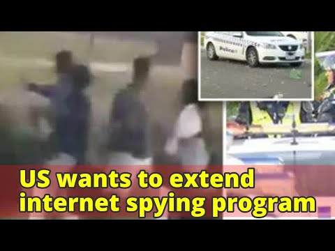 US wants to extend internet spying program