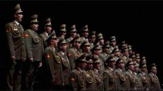 """Annie  Laurie""  (Scottish Song) - Sung by Former Soviet Red Army Choir"