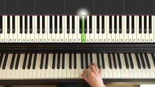Bella S Lullaby Piano Tutorial Twilight Elpiano