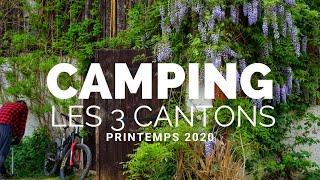 Le printemps au camping les 3 Cantons, Tarn-et-Garonne