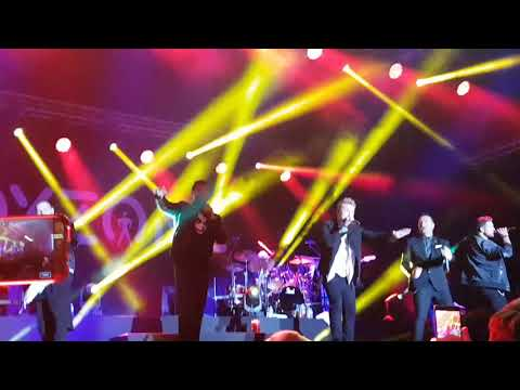 Boyzone and Brian McFadden - Life Is A Rollercoaster (Derby 16/9/17)