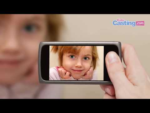 KidsCasting.com How To: Pro Self-Tape Auditions