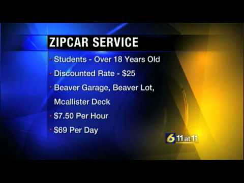 ZipCar: Newest transportation option in State College