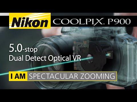 Optical and Digital Zoom 1X - 83X - 332X | Nikon Coolpix P900 Zoom Test