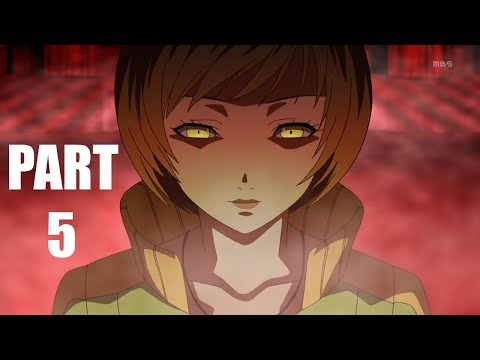 Persona 4 Walkthrough Gameplay Part 5 - Chie's Shadow (PS3)