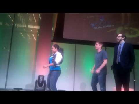 The Verge - Di Dance Off!! Di Kinect Dance! with Joshua Topolsky