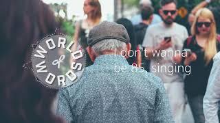 Andy Grammer | 85  (lyrics)