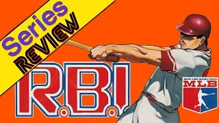 RBI Baseball Series History,  Review, and  All Games Ranked - NES SNES SEGA GENESIS 32X