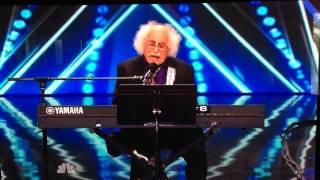 Americas got talent 84 year old man sings an original song