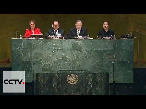 The Heat 04/23/2016 UN Climate Change Agreement