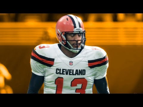 BROWNS SWITCH WADE TO RUNNING BACK! Madden NFL 18 Player Career!