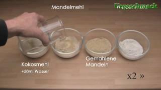 Mehlvergleich: Mandelmehl, Kokosmehl, gemahlene Mandeln, Weizenmehl (Ep. 66)